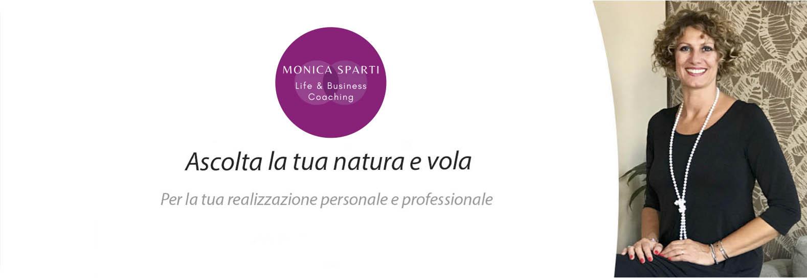 Monica Sparti - Life Coach